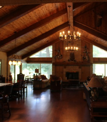 Lake House dining_great room